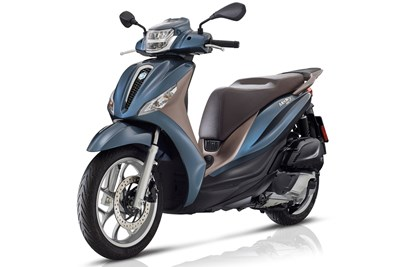 New Piaggio Medley for 2020