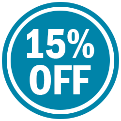 15% Off accessories with vehicle purchase